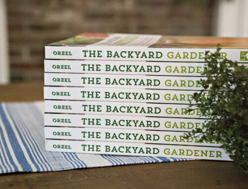 The Backyard Gardener is Here!