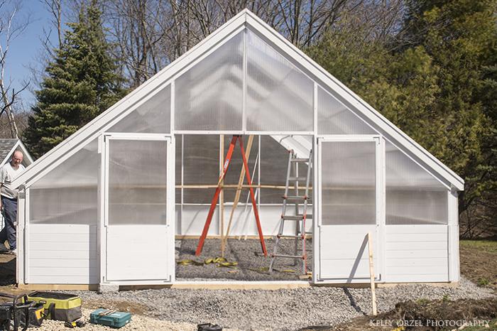 Greenhouse | Kelly Orzel
