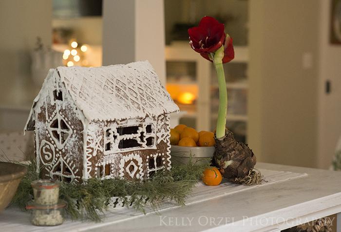 Gingerbread House | Kelly Orzel