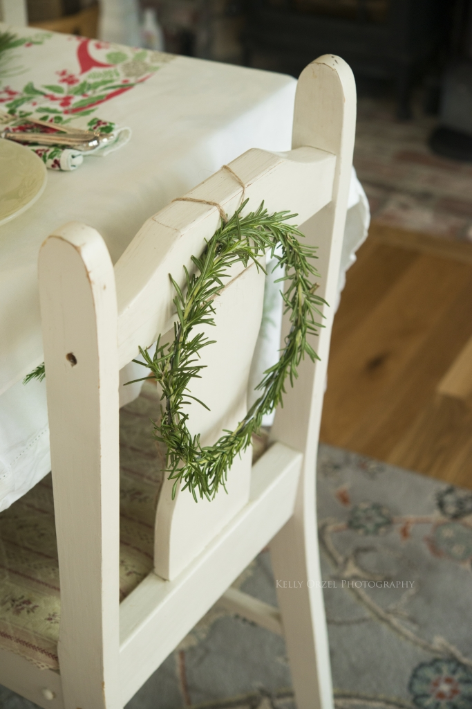 Rosemary Christmas Wreaths | Kelly Orzel