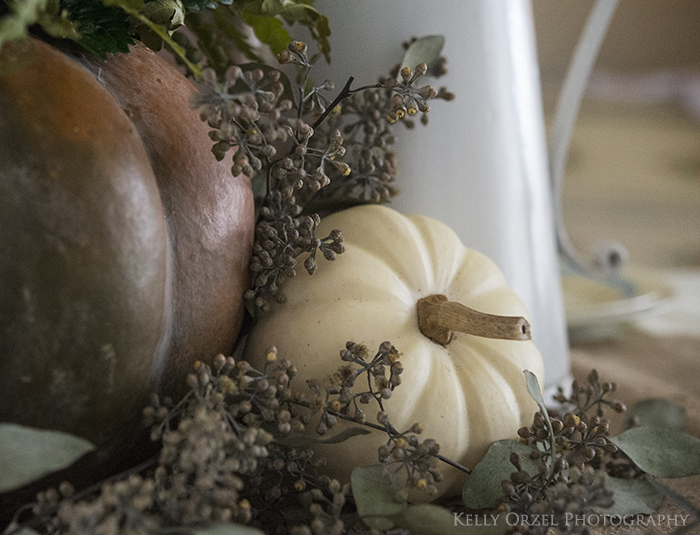 Natural thanksgiving decorations | Kelly Orzel